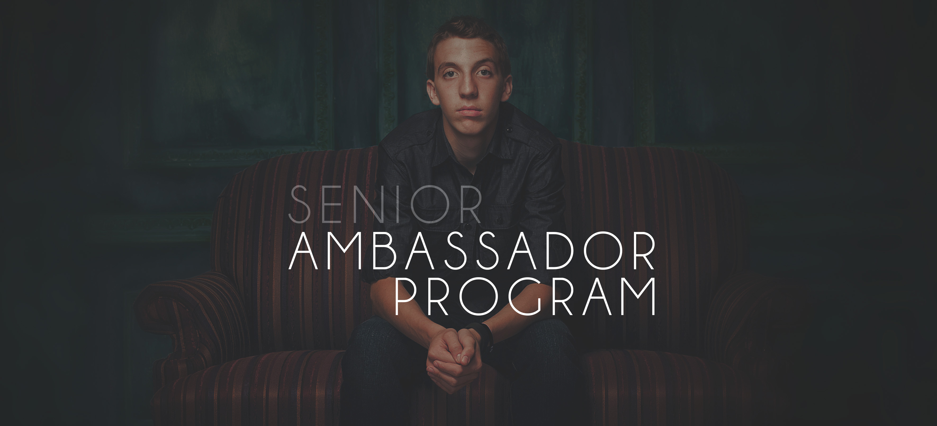 impulse senior ambassador banner
